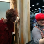 SDCC 2015 Preview Night Walking Dead Zombie 03