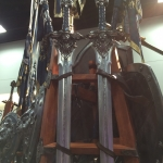 SDCC 2015 Preview Night Warcraft Swords Shields