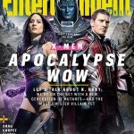 X-Men: Apocalypse EW Cover