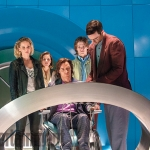 X-Men: Apocalypse James McAvoy and Cast