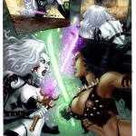 Lady Death: Damnation Game preview 2