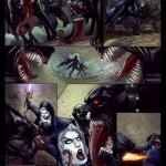 Lady Death: Damnation Game preview 3