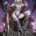 Lady Death: Damnation Game cover