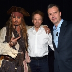 Pirates of the Caribbean Johnny Depp 3