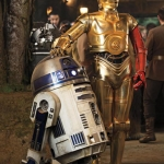 Star Wars The Force Awakens R2-D2 C-3PO