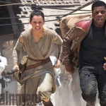 Star Wars The Force Awakens Rey Finn