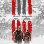 The Hateful Eight poster 2