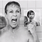 Jamie Lee Curtis Psycho Shower Scene Scream Queens