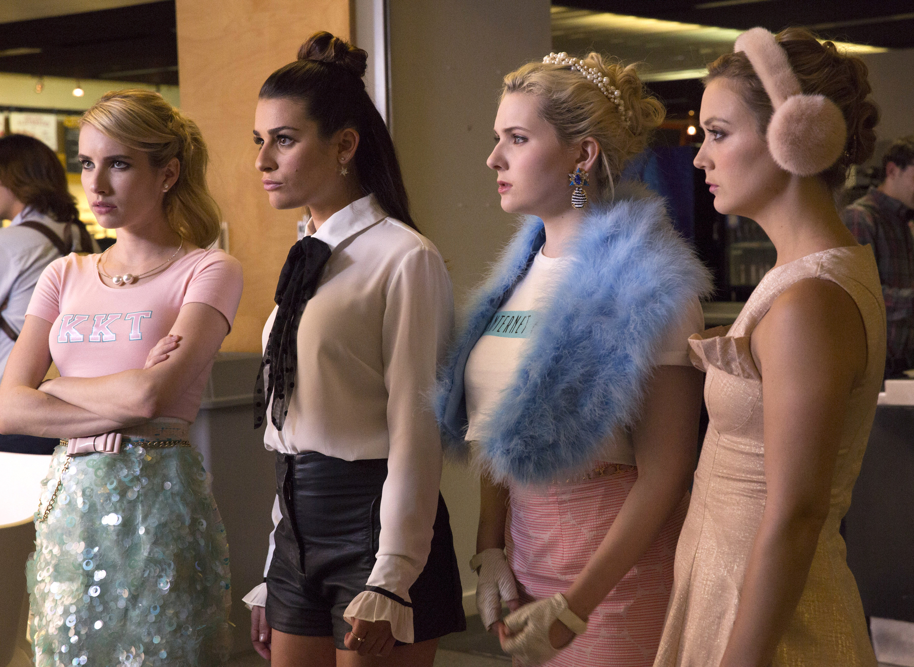 Scream Queens 104-24