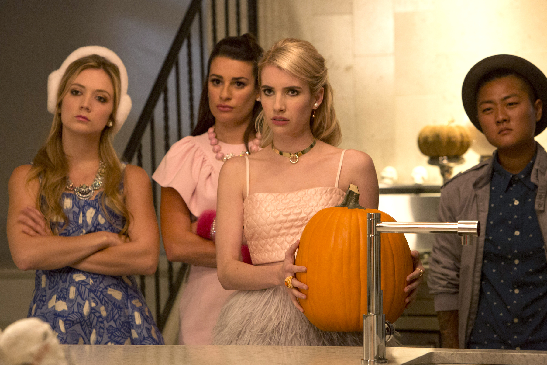 Scream Queens 104-26