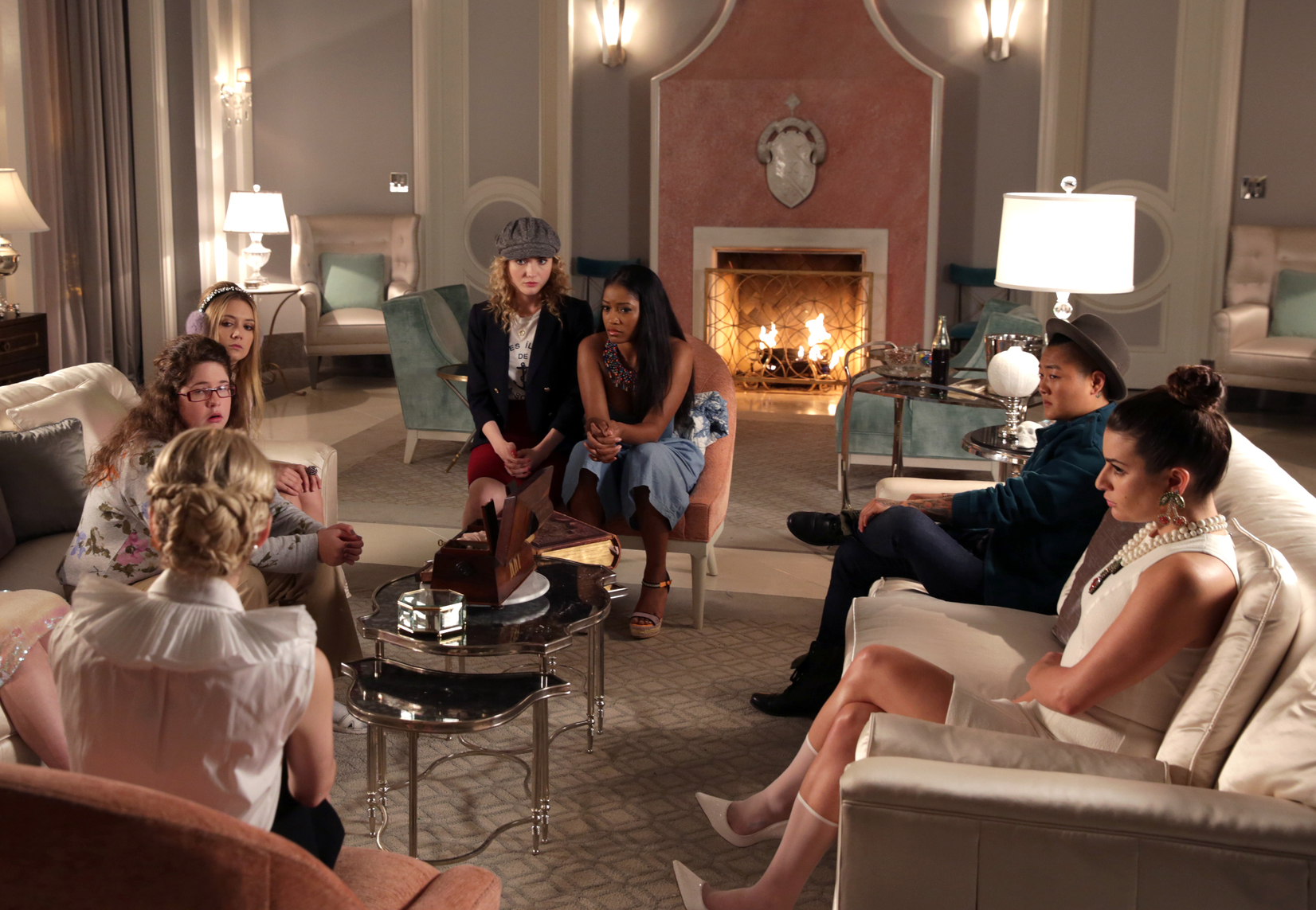 Scream Queens 106-19