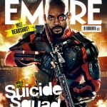 Suicide Squad Deadshot Will Smith Empire cover