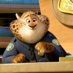 Zootopia Nate Torrence Benjamin Clawhauser