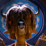 Zootopia Tommy Chong as Yax the Yak