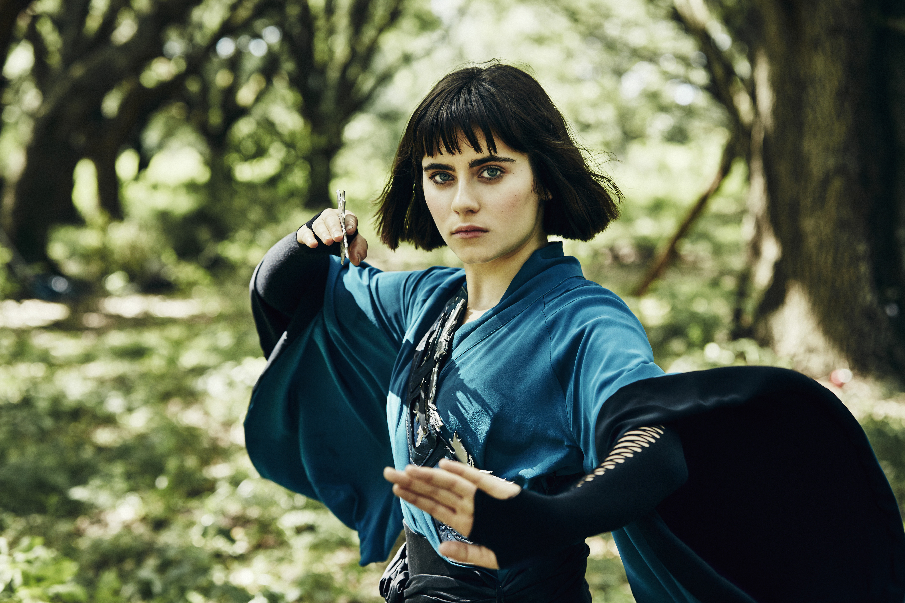 Ally Ioannides as Tilda - Into the Badlands