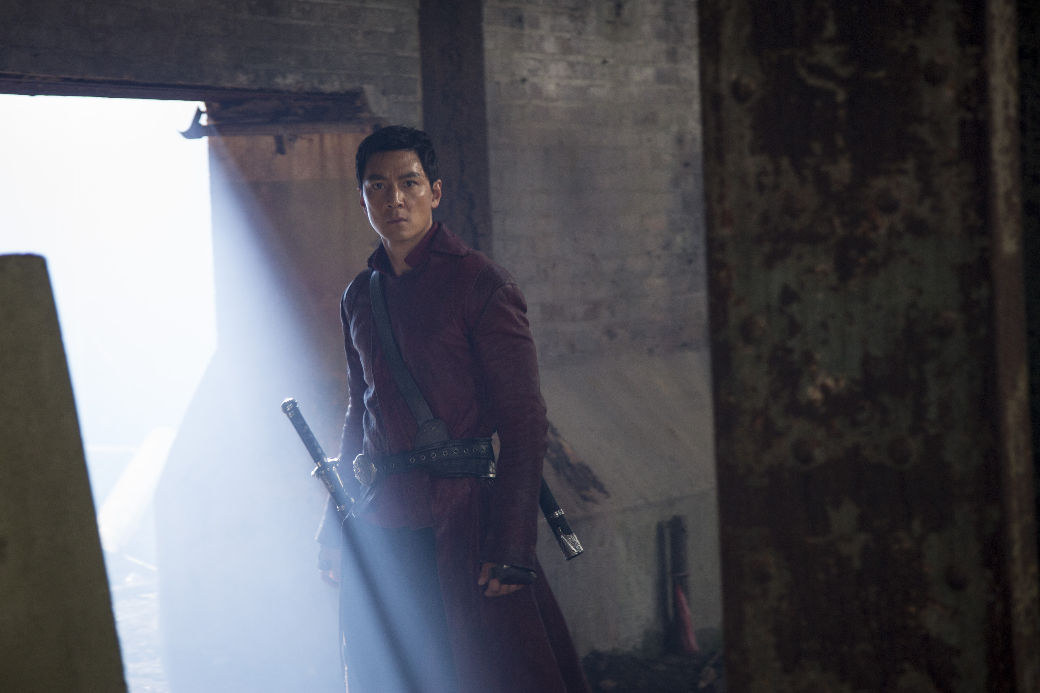 Daniel Wu as Sunny - Into the Badlands
