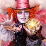 Alice Through the Looking Glass poster - Mad Hatter
