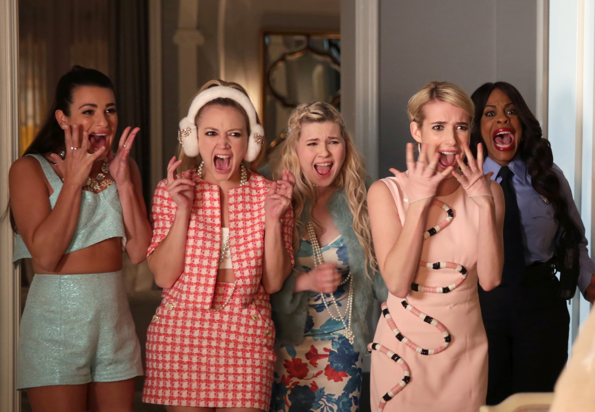 Scream Queens 108-11