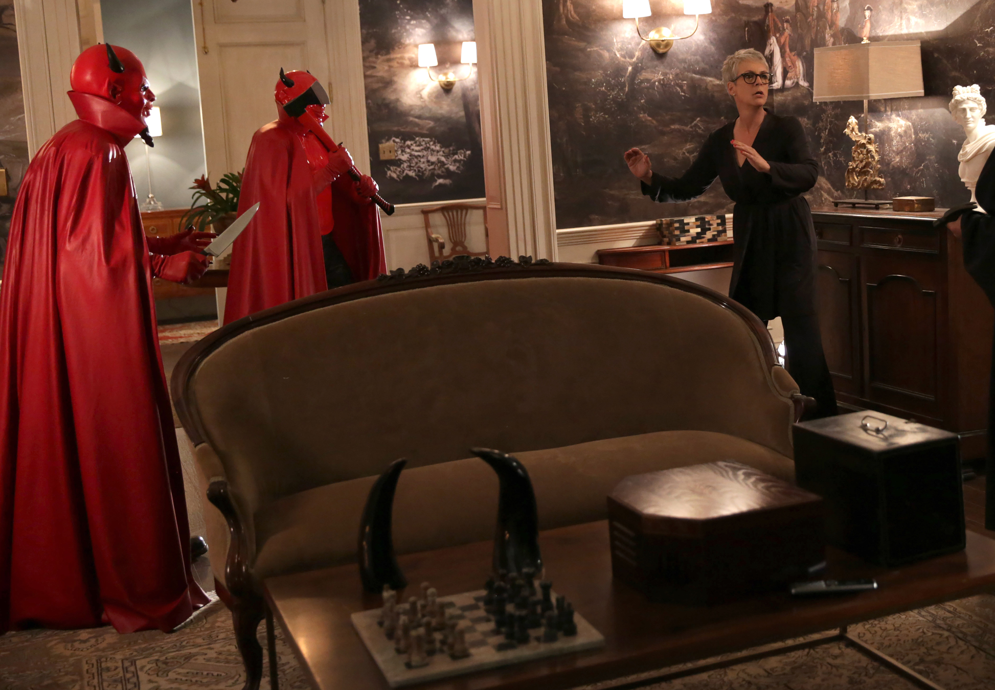 Scream Queens 108-14