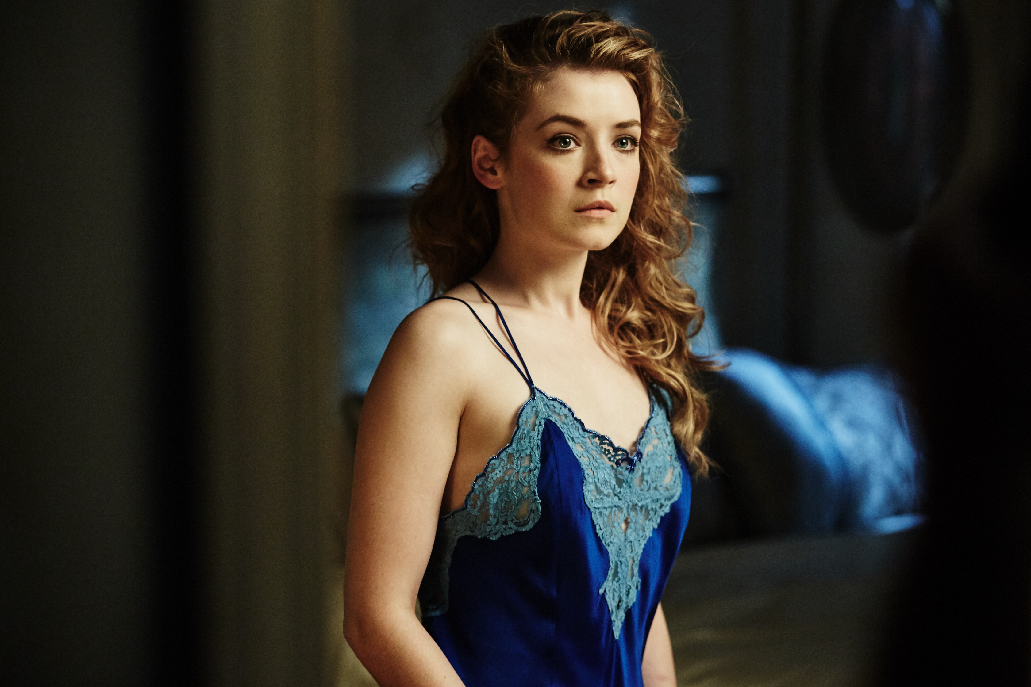 Sarah Bolger as Jade - Into the Badlands