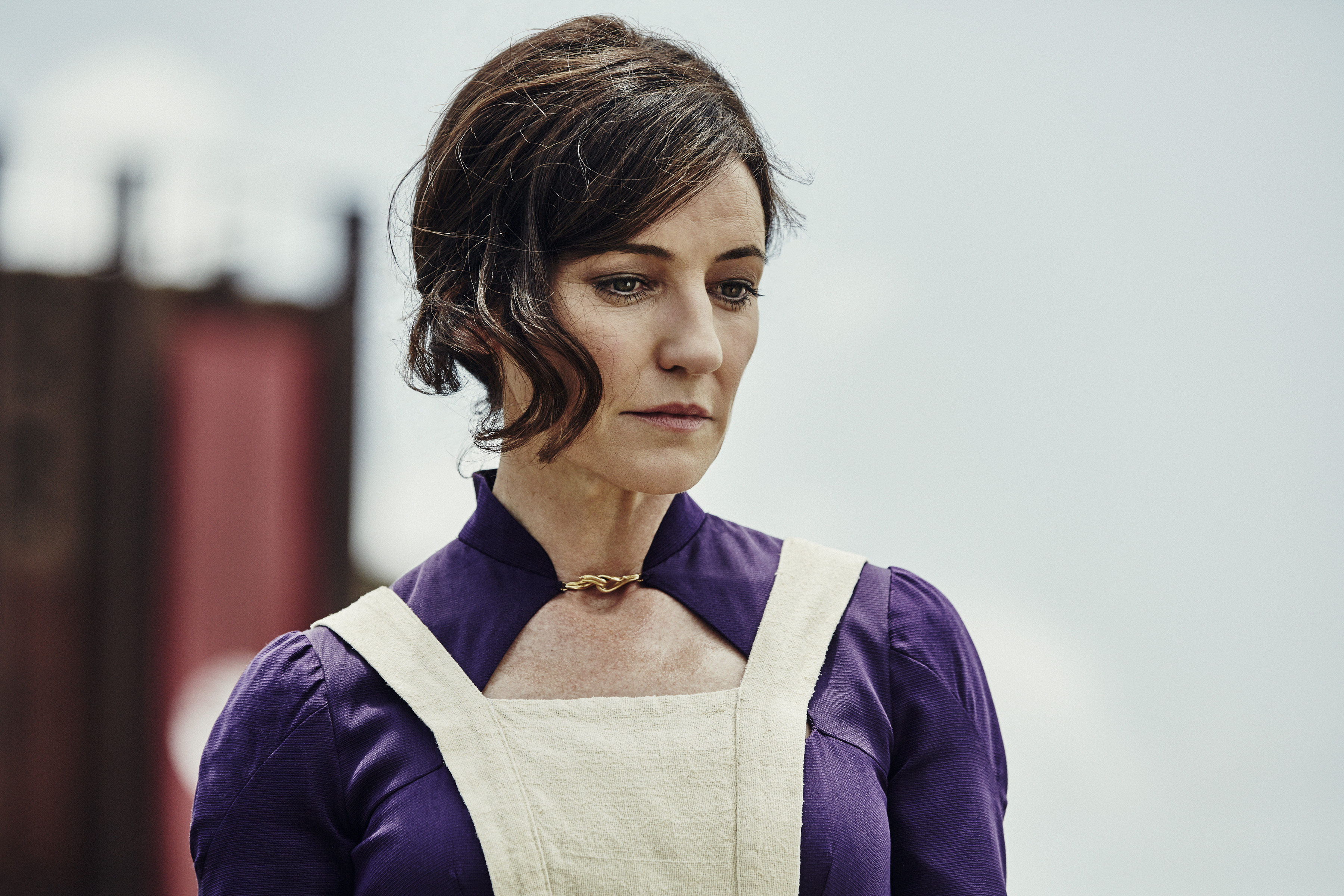 Orla Brady as Lydia - Into the Badlands