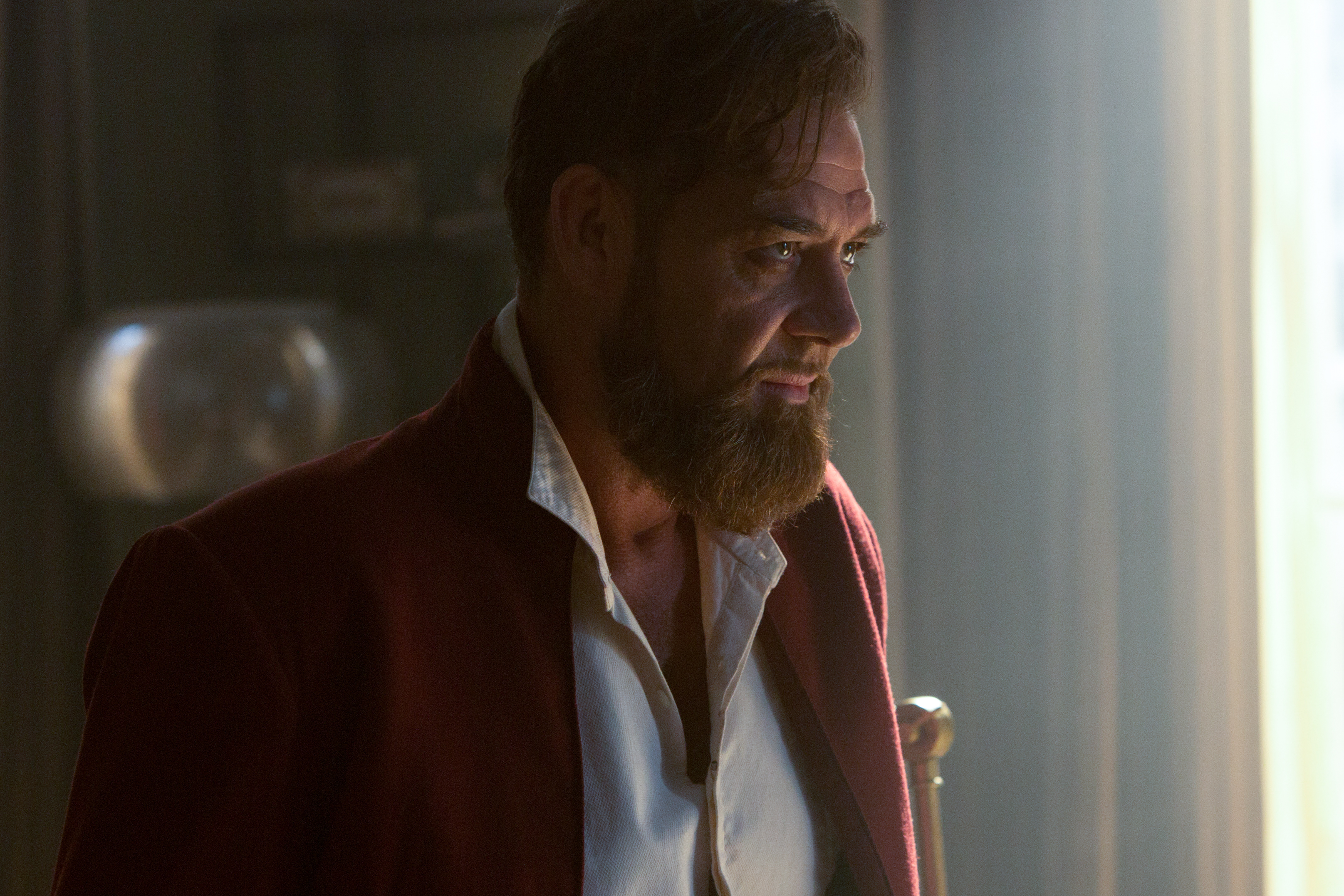 Marton Csokas as Quinn - Into the Badlands
