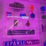 CES 2016: Syfy Labs The Expanse #4