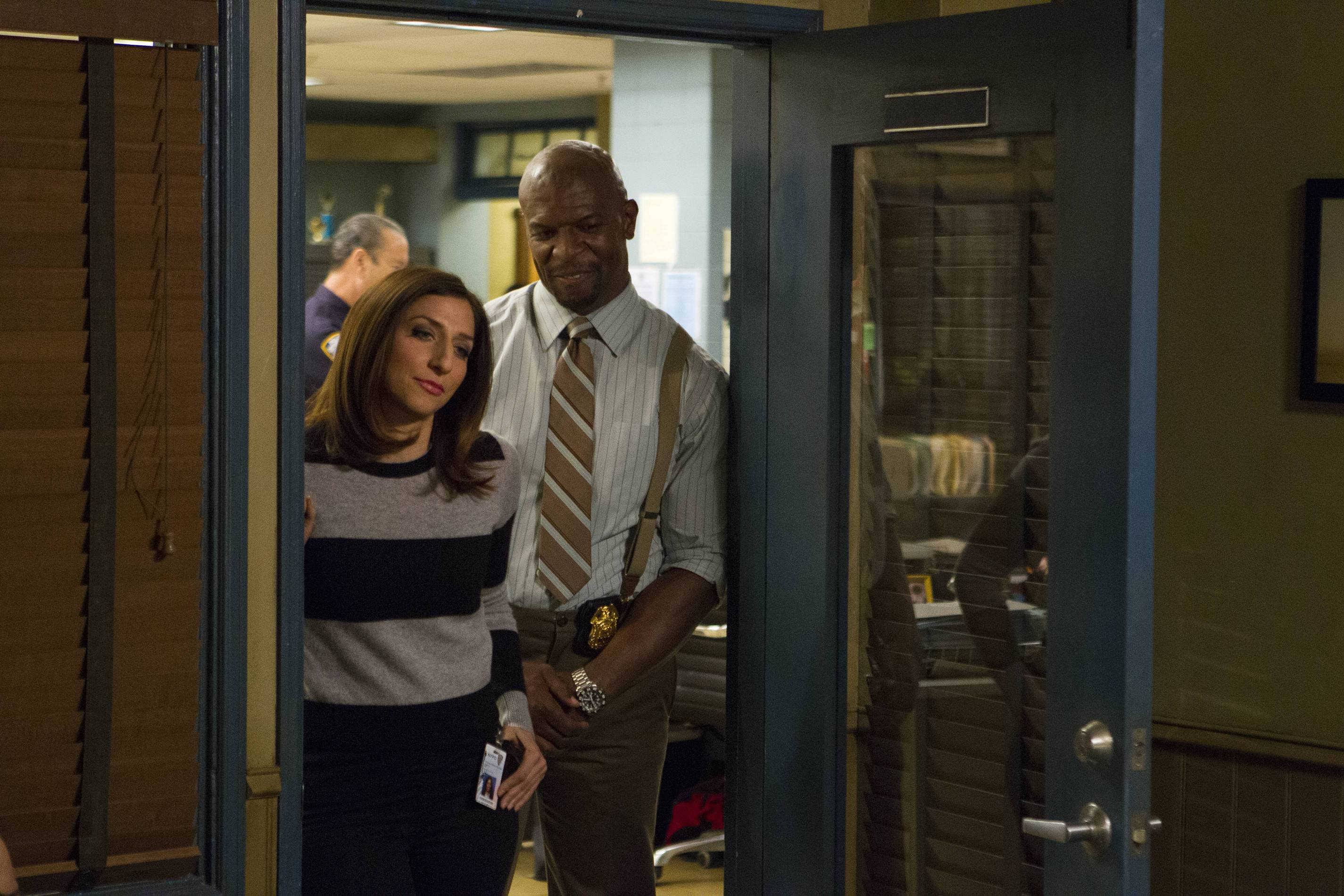 Brooklyn Nine-Nine 313-16