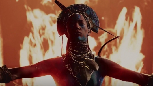 New Far Cry Primal Trailer And Behind The Scenes Video