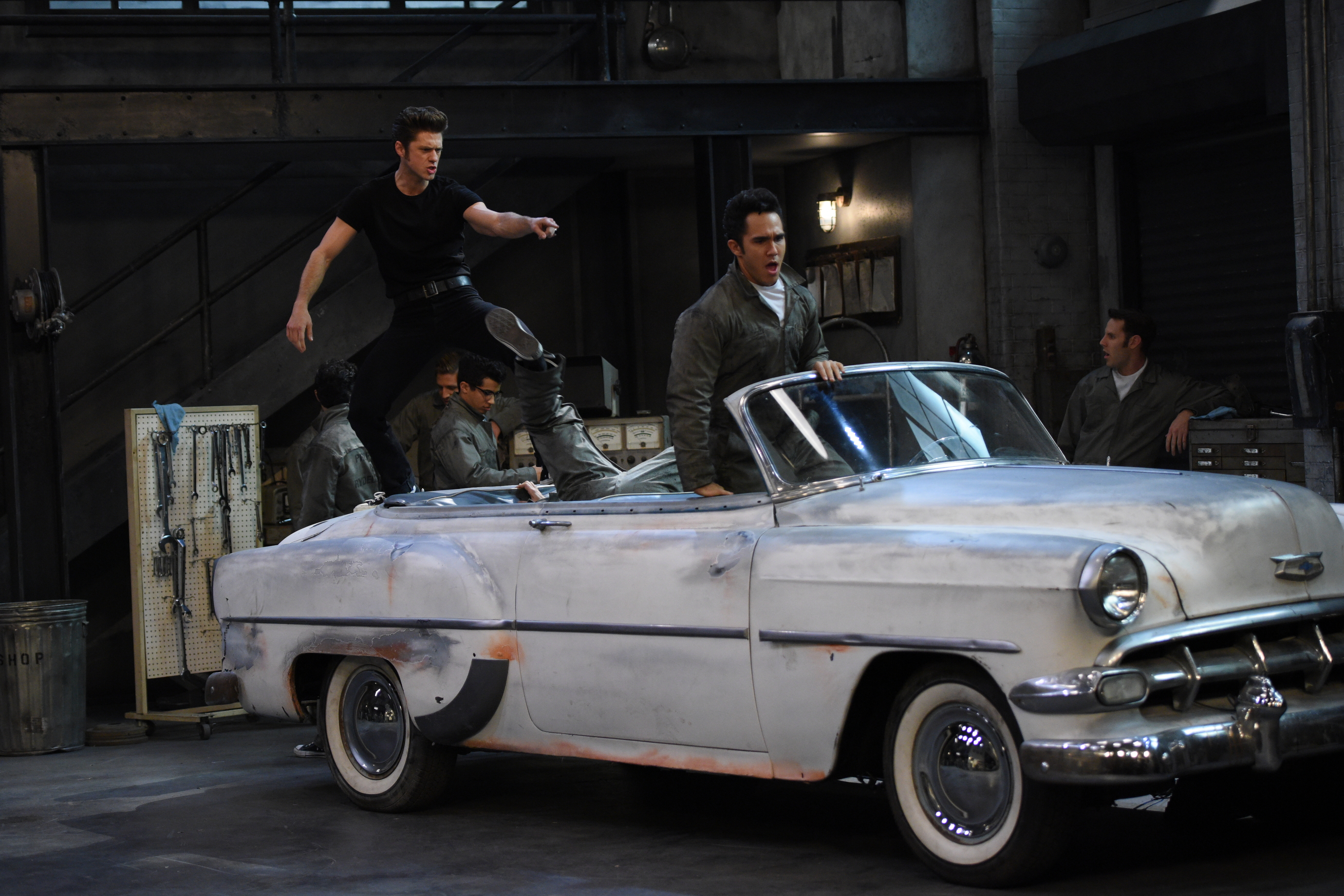 Grease Live 12