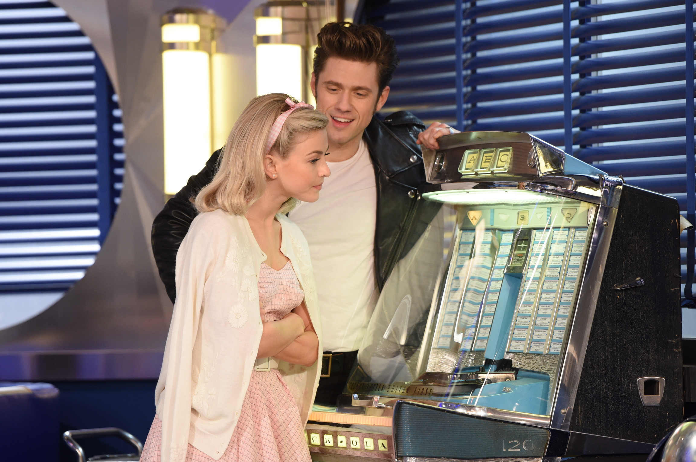 Grease Live 21