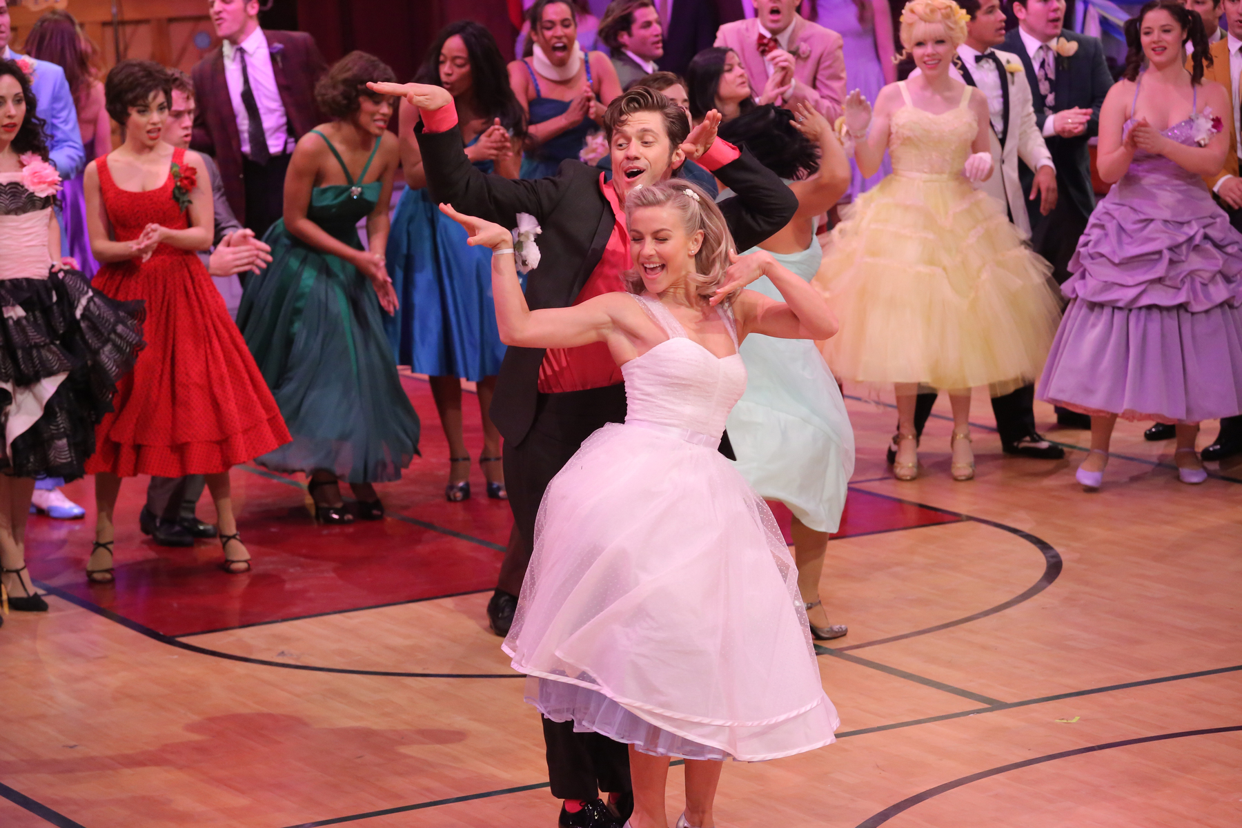 Grease Live 30