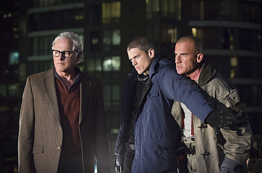 Legends of Tomorrow 101-05