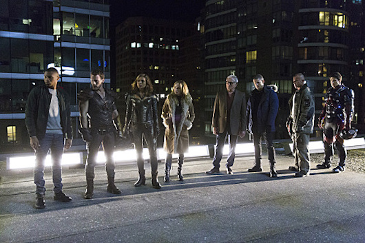 Legends of Tomorrow 101-07