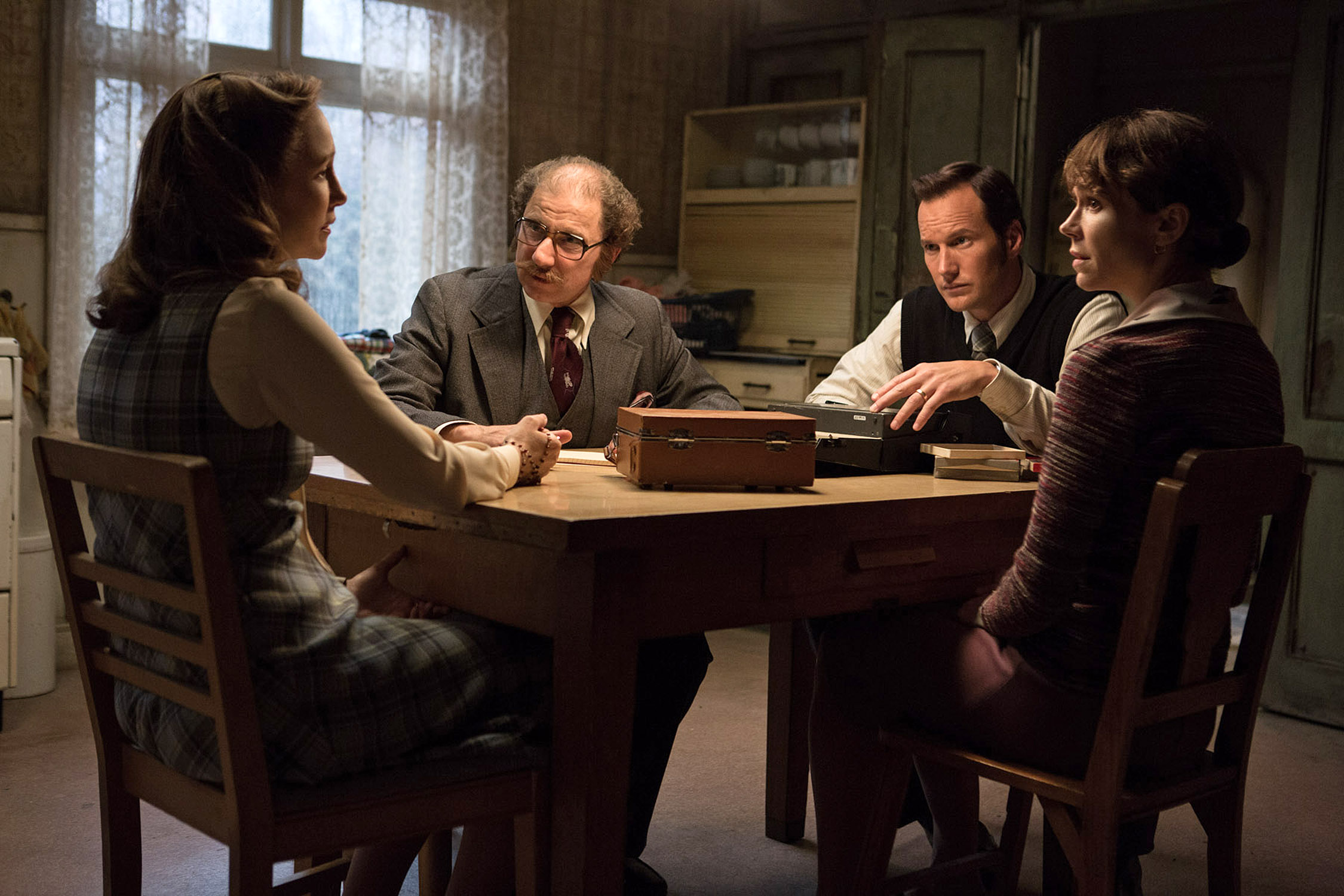The Conjuring 2 starring Vera Farmiga and Patrick Wilson