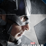 Captain America: Civil War Cap poster