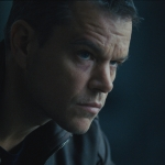 Jason Bourne starring Matt Damon