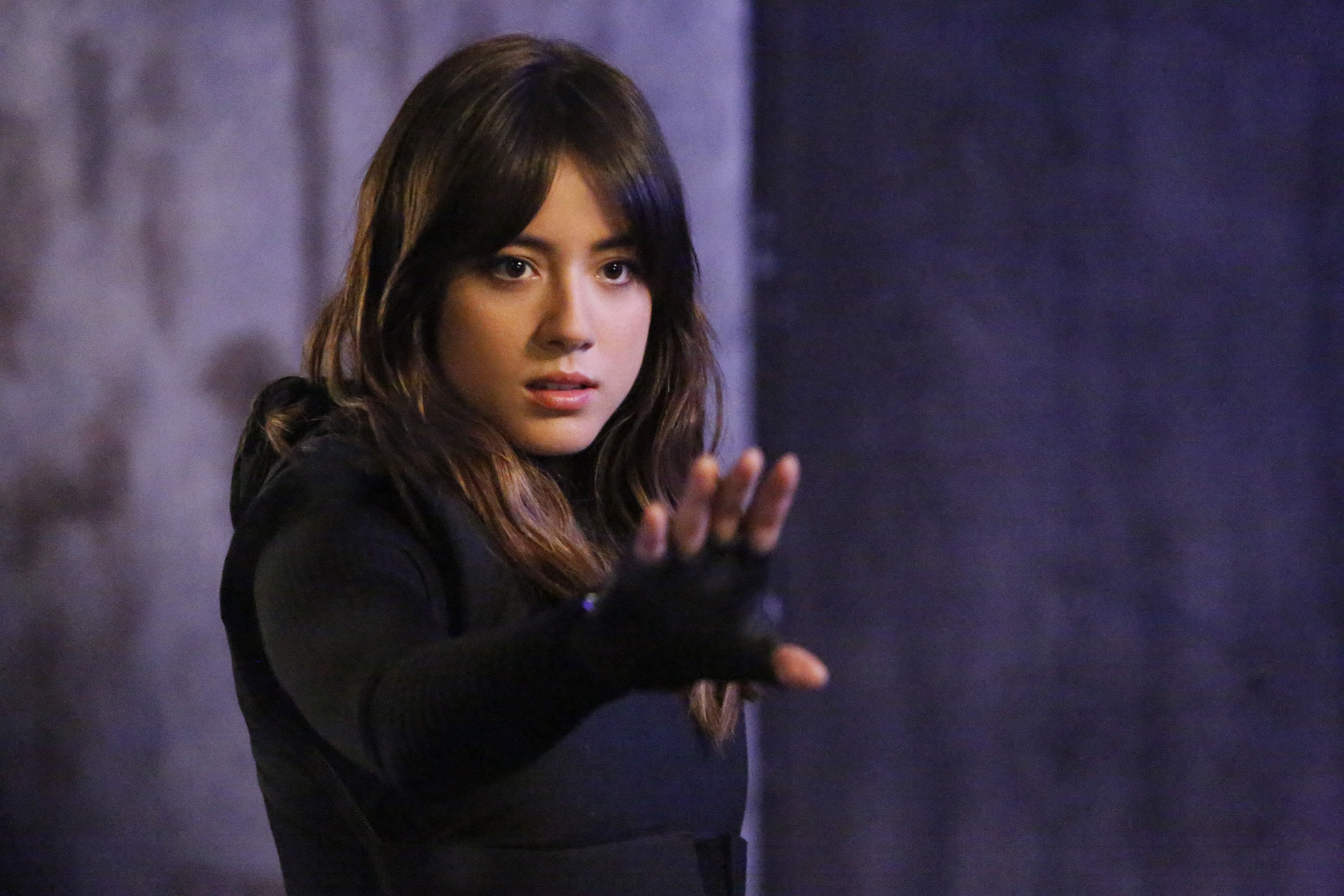 Agents Of Shield Sky