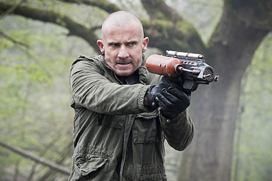 Legends of Tomorrow 116-01
