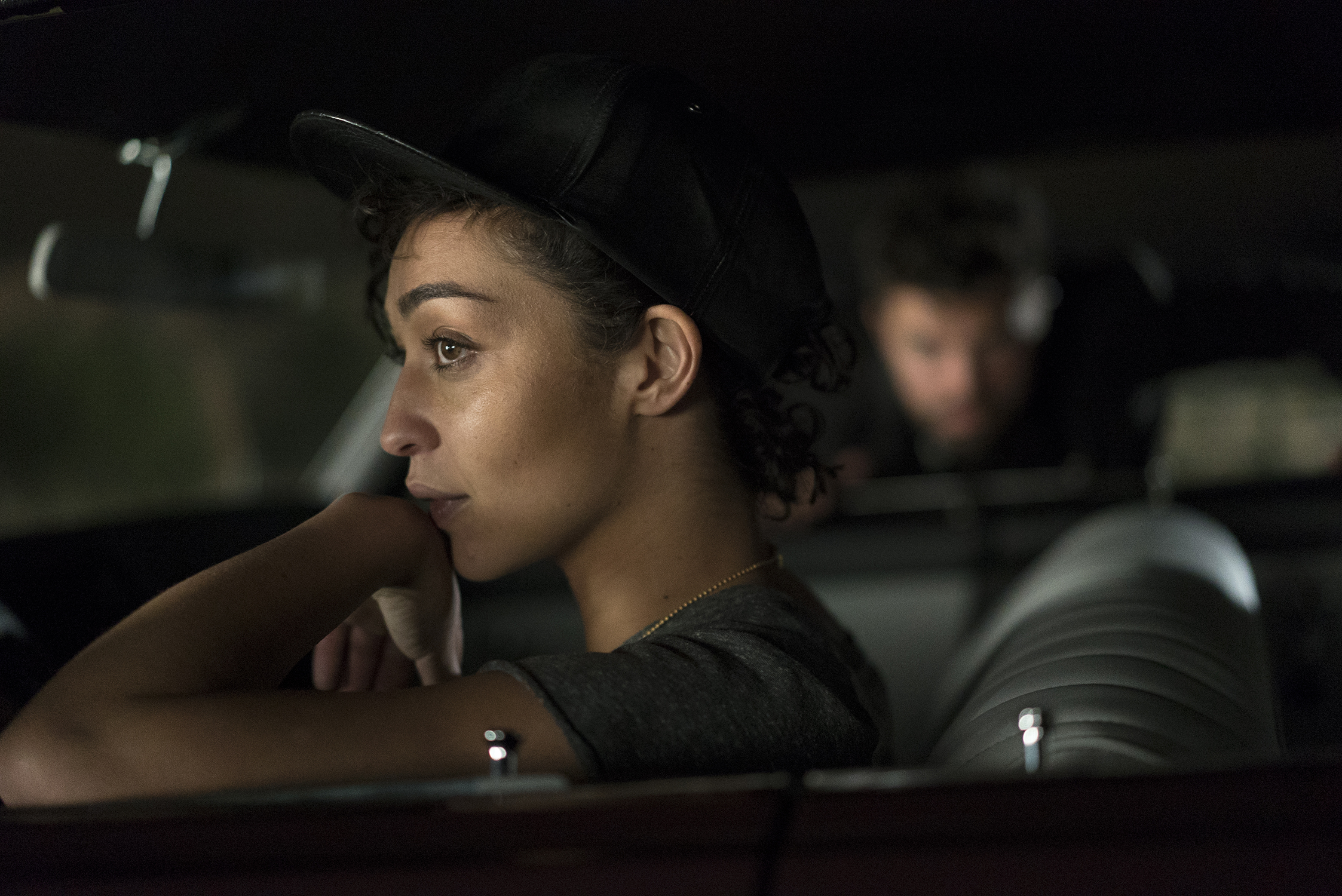 Ruth Negga as Tulip O'Hare - Preacher