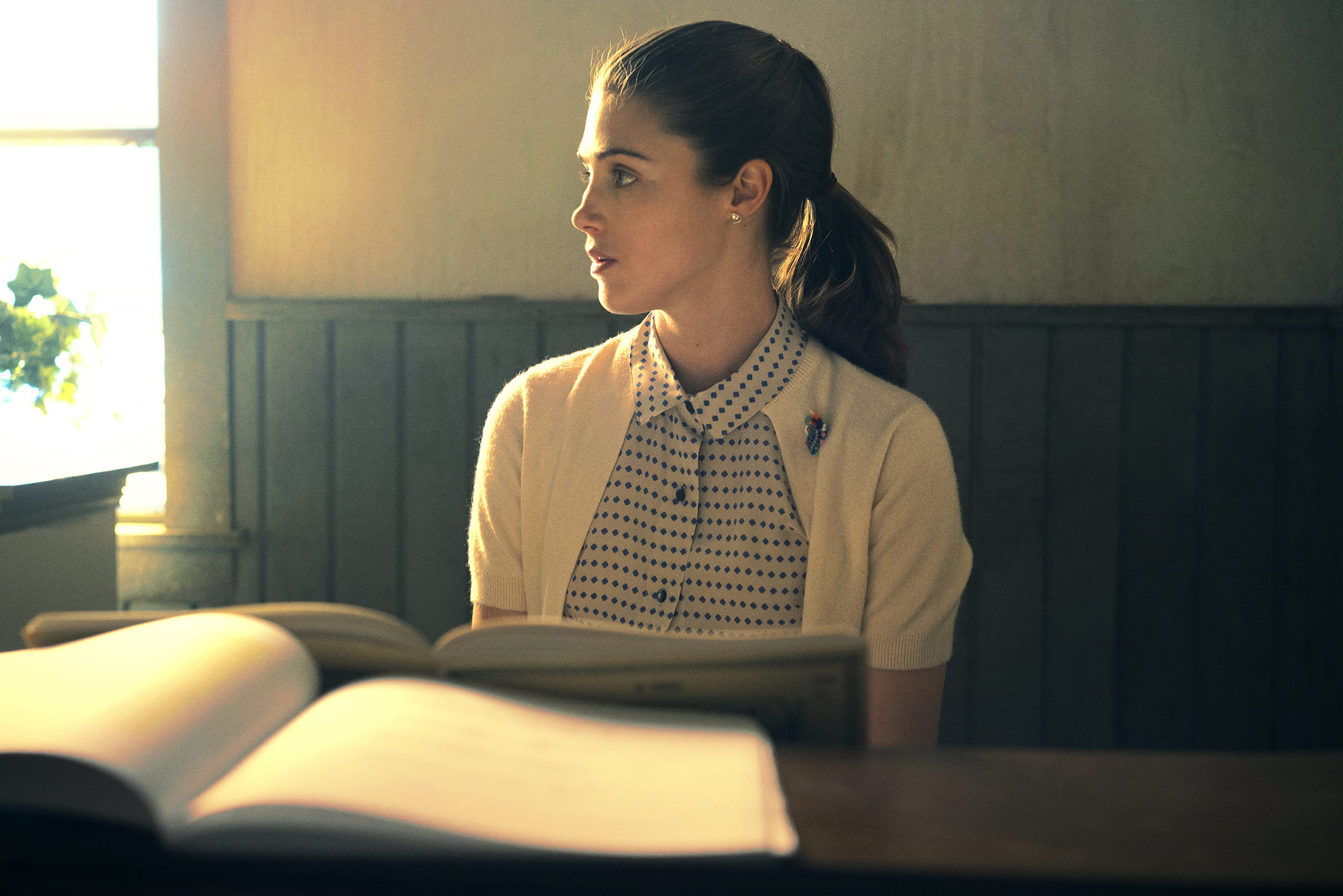 Lucy Griffiths as Emily - Preacher