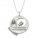 Star Trek IDIC Necklace