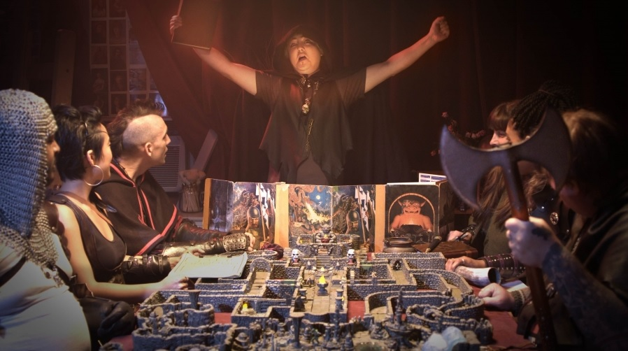 New Trailer For Dungeons amp Dragons Documentary The