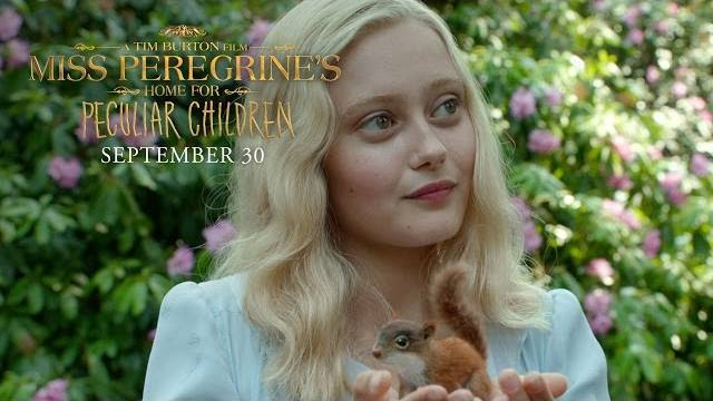 Check Out Pics From 'Miss Peregrine's Home For Peculiar ...
