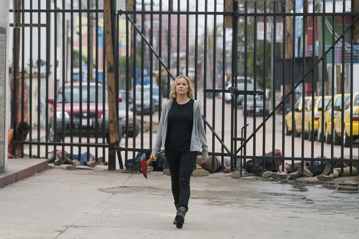 Kim Dickens as Madison Clark - Fear the Walking Dead