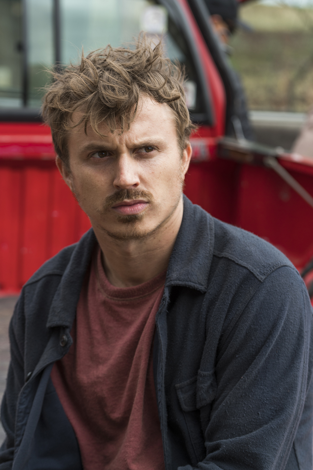 Kenny Wormald as Derek - Fear the Walking Dead