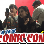 Great Wall roundtable interview, NYCC 2016