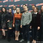 The Magicians roundtable interview, NYCC 2016