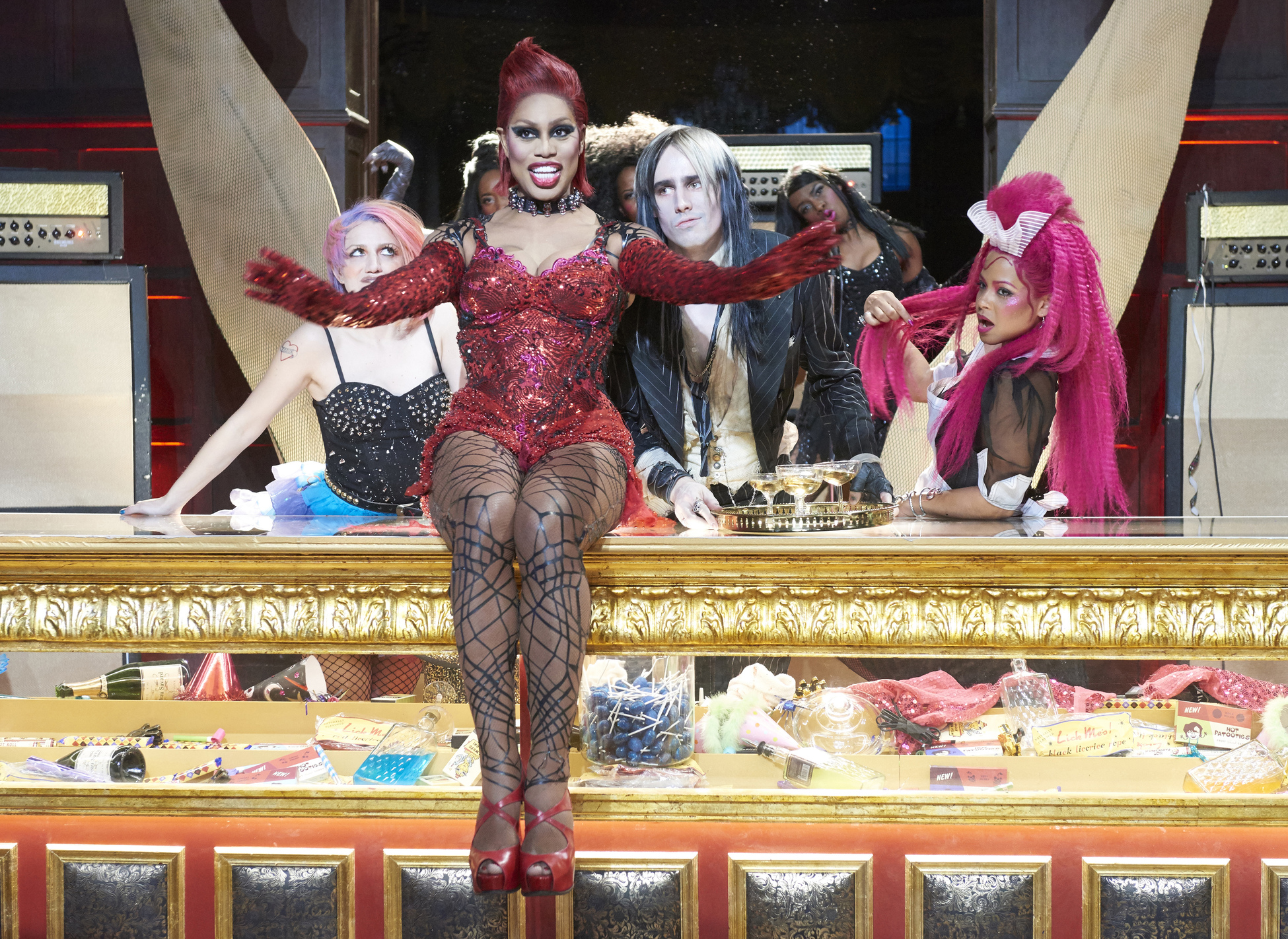 THE ROCKY HORROR PICTURE SHOW Fox