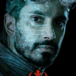 Star Wars Rogue One Poster Bodhi